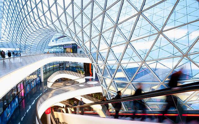 购物中心<br>Shopping center